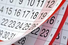 Szelektív hulladékgyűjtési naptár 2019.