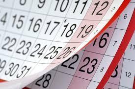 Szelektív hulladékgyűjtési naptár 2017.
